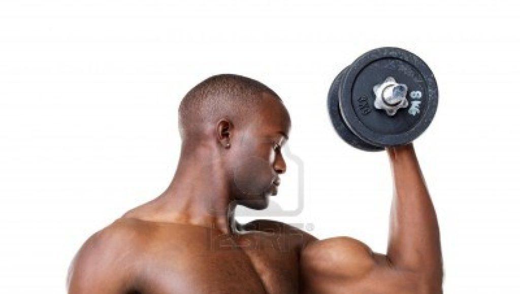 ejercicios con mancuernas