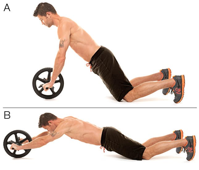 abdominales ab-roll