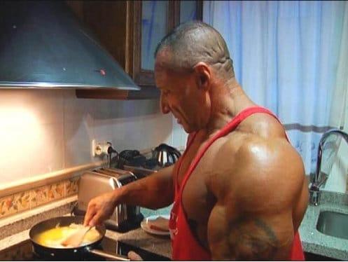 dieta para ganar musculo