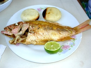 pescado para perder peso