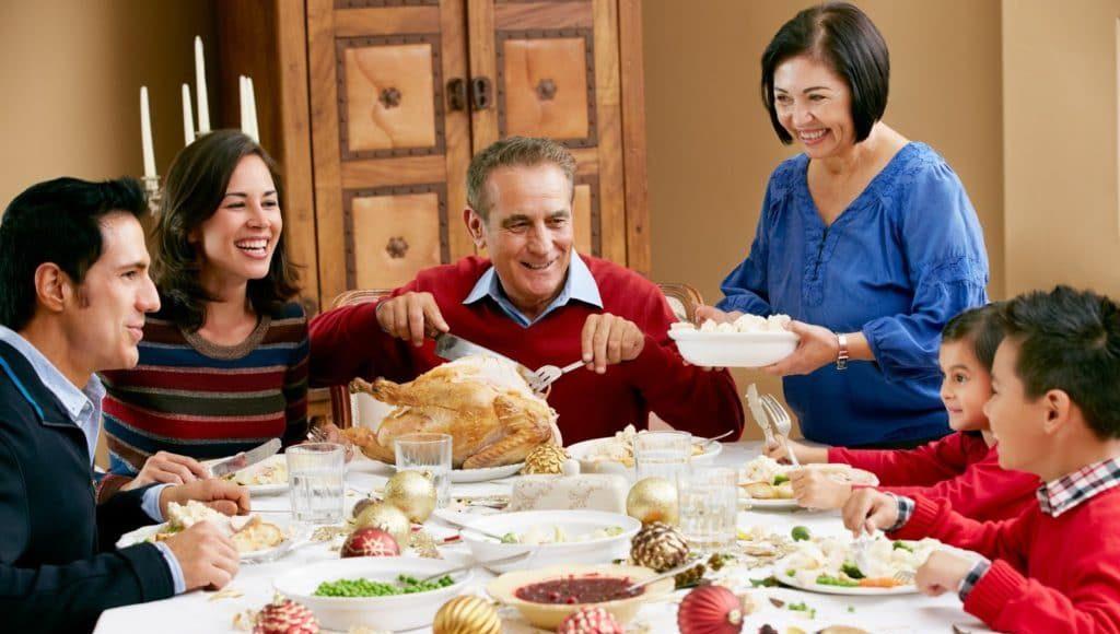 evitar ganar grasa en navidad