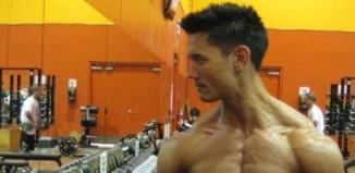 músculos definidos