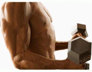 Gana más músculo entrenando menos a menudo