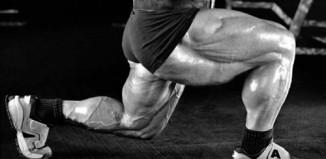 Como aumentar masa muscular en las piernas