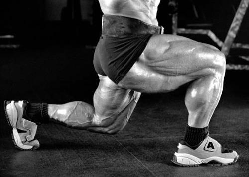 Como aumentar masa en las piernas