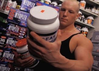 Que tomar para aumentar masa muscular