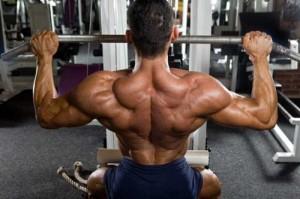 Rutinas de gimnasio para aumentar masa muscular