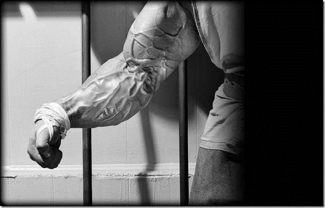 Como aumentar masa muscular en brazos fácilmente