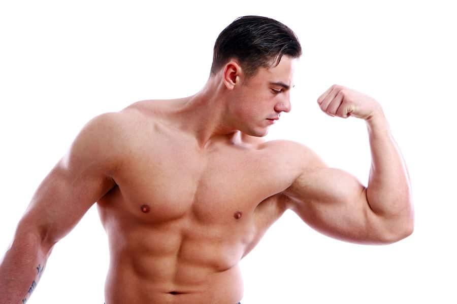 rutina para masa muscular