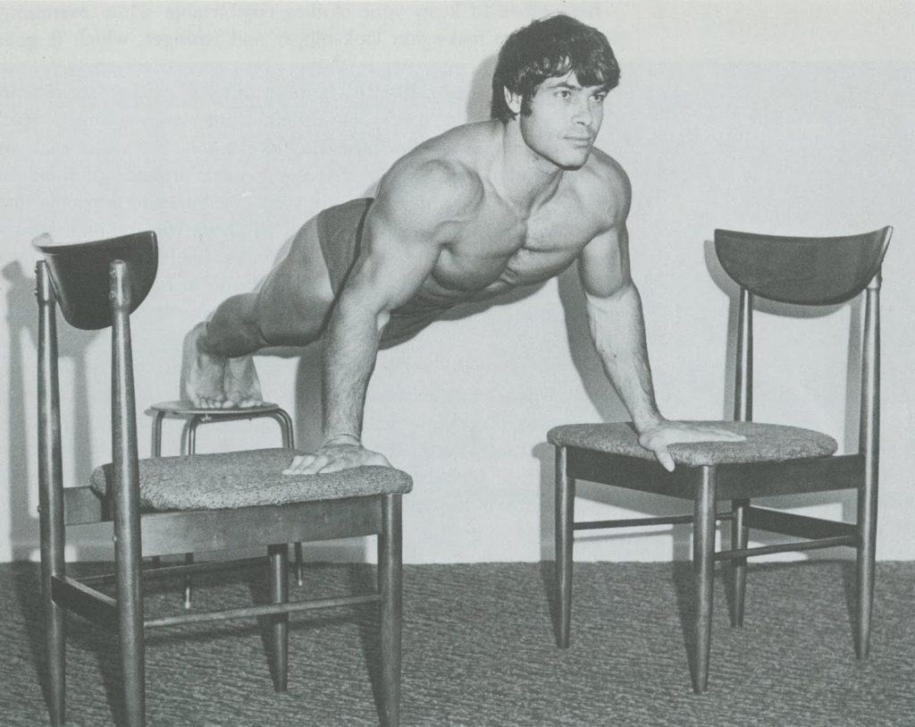 ejercicios para sacar pectorales