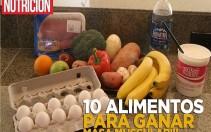 Dieta para masa muscular en mujeres: Consejos prácticos