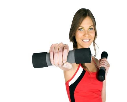 ejercicios de fuerza muscular