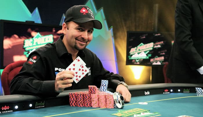 "Daniel Negreanu ""Kid Poker"