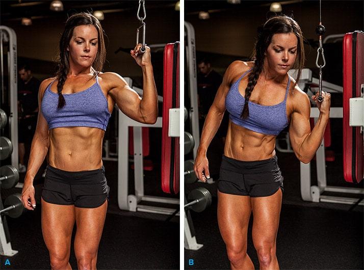 entrenamiento abdominal