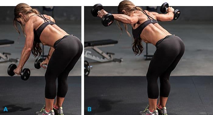ejercicios para hombros
