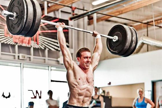 Consejos de fuerza mental para atletas del CrossFit