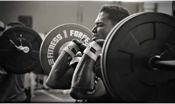 Fuerza mental para entrenar CrossFit