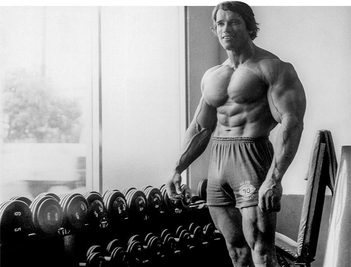Aliméntate como Arnold