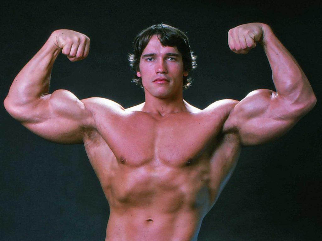 La alimentación fue clave en el éxito de Schwarzenegger