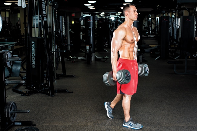 5 claves de entrenamiento de fuerza para generar masa muscular