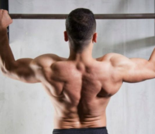 Agranda tus dorsales laterales