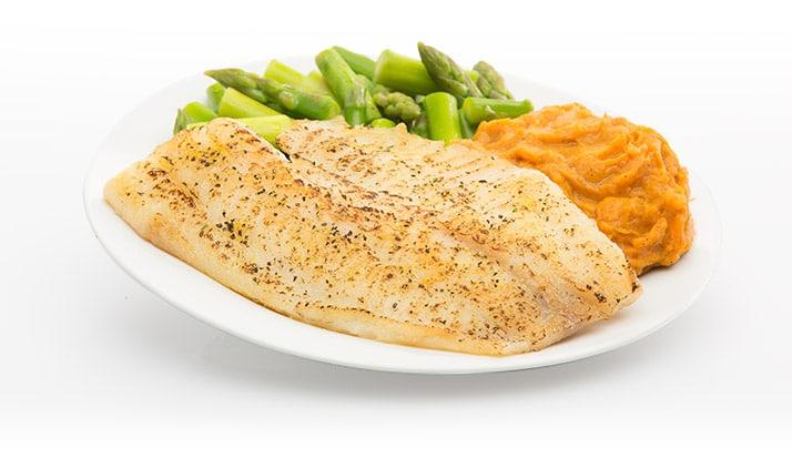 Comida ligera rica en proteínas y carbohidratos