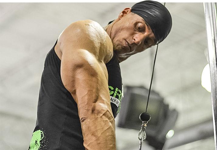 ¿Por cuánto tiempo necesitas trabajar para ver los resultados?: Bíceps y Tríceps