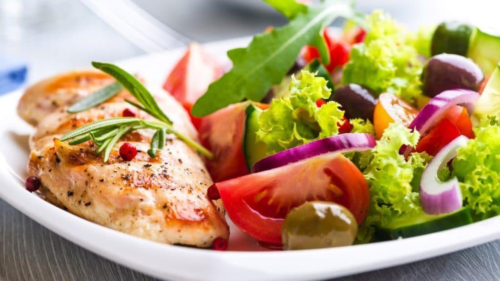 Entrenamiento para principiantes: plan alimenticio