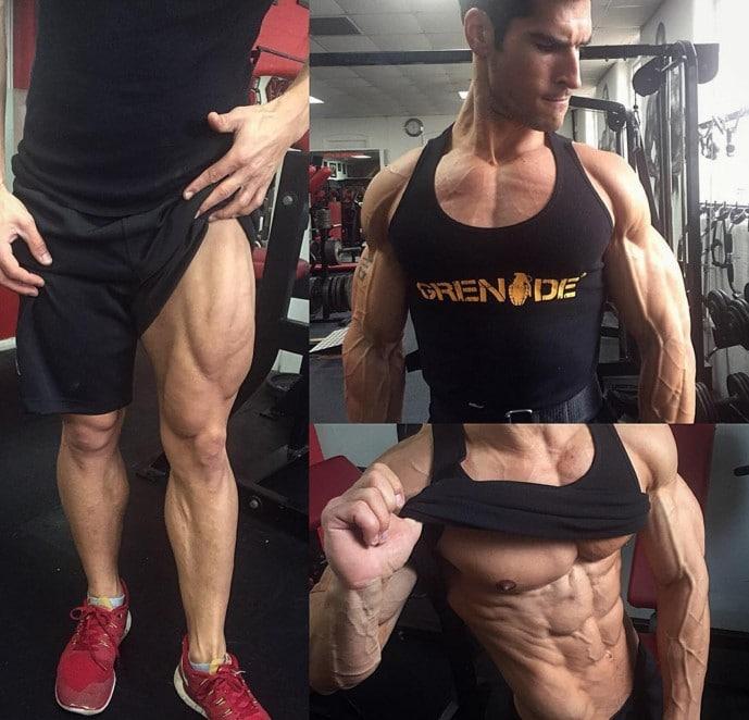 acelerar el crecimiento muscular