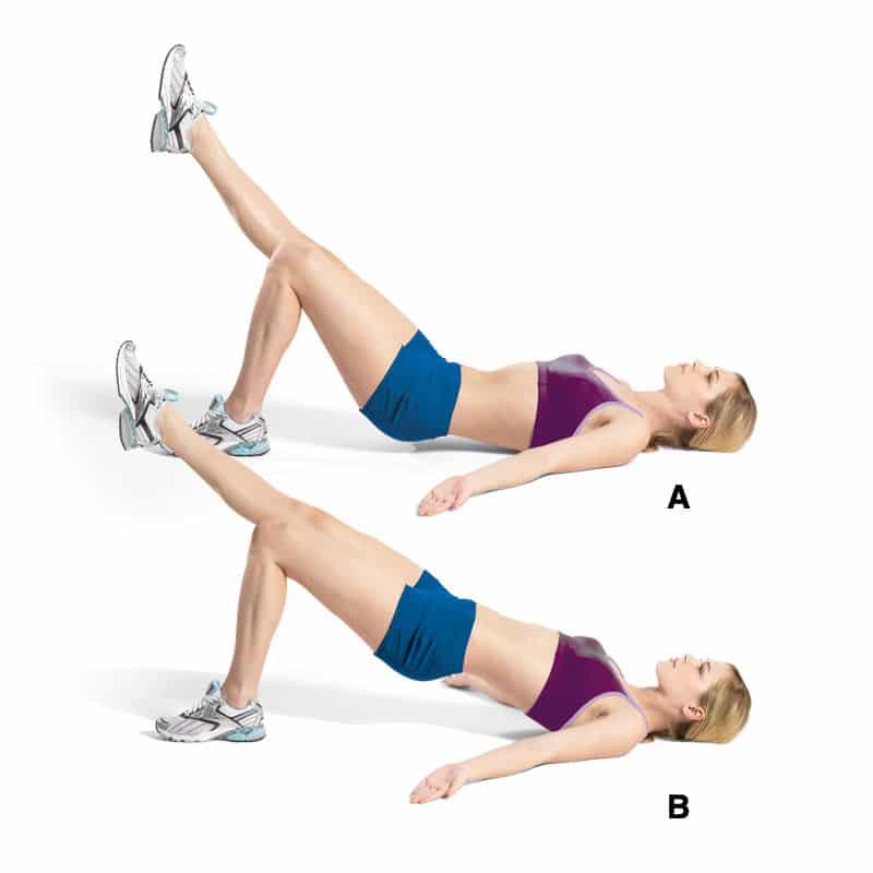 6 Entrenamientos Para Construir Músculo en Casa (Parte II): Extensión de cadera/muslos