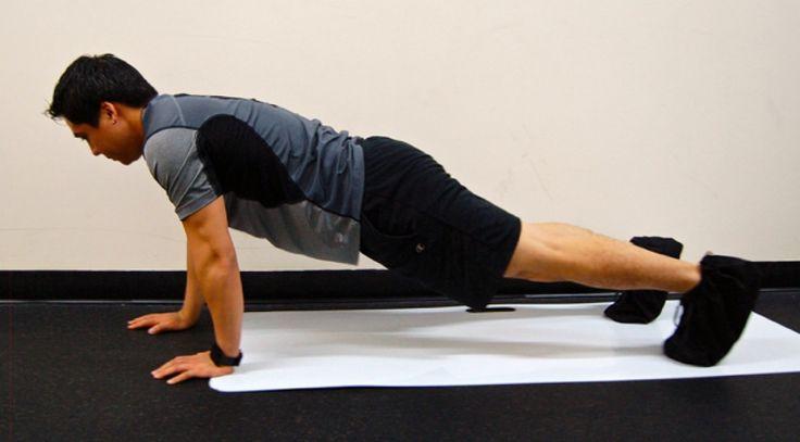 6 Entrenamientos Para Construir Músculo en Casa (Parte II): arrastre de caimán