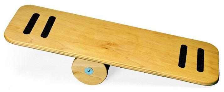 8 Cosas que no debes hacer: Nunca uses una tabla de equilibrio durante un entrenamiento de físico culturismo