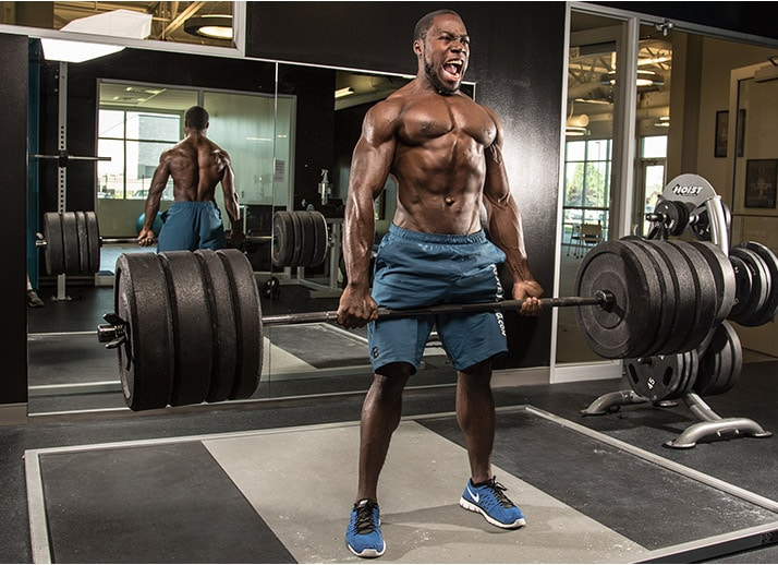 8 Cosas que no debes hacer: No añadas peso hasta hacer un ejercicio bien