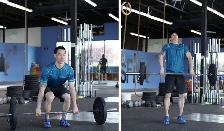 entrenamientos efectivos y rápidos