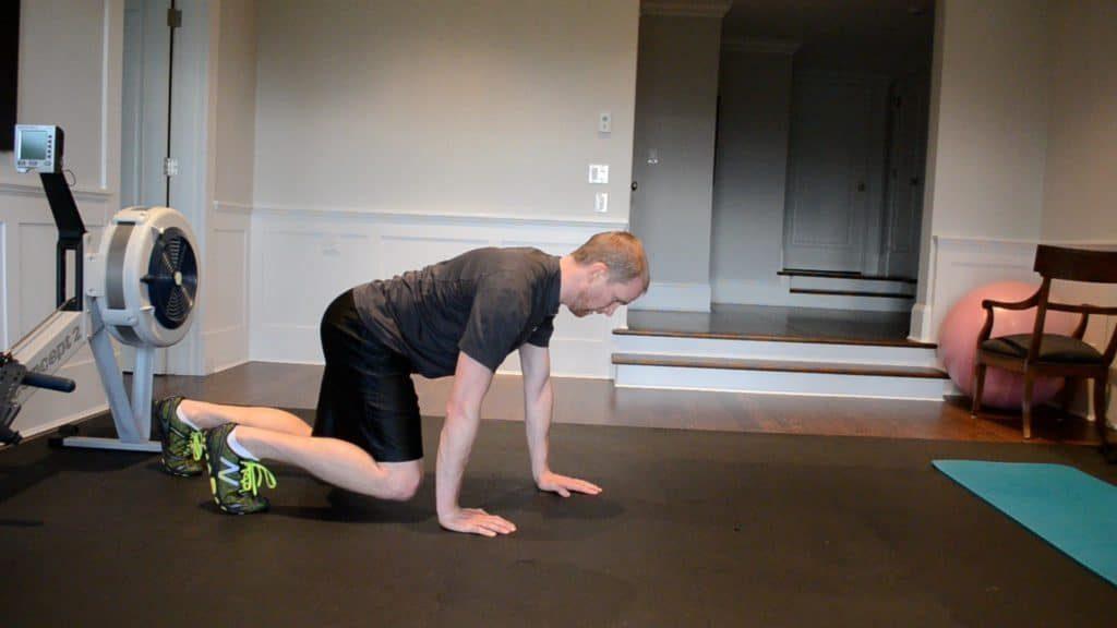 6 Entrenamientos Para Construir Músculo en Casa (Parte II): Gateo