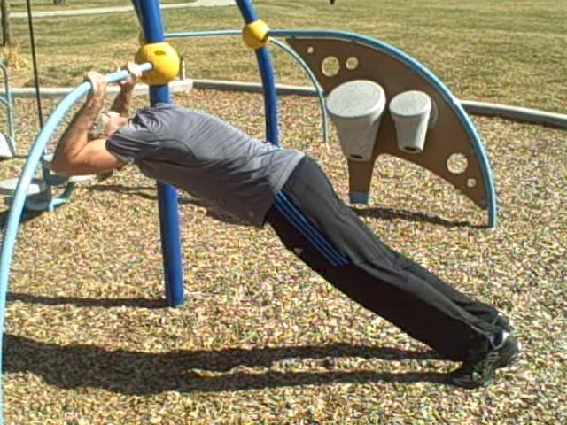 6 Entrenamientos Para Construir Músculo en Casa (Parte II): Extensión de tríceps con peso corporal