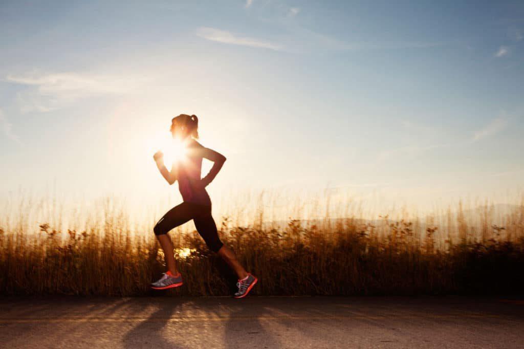 Los Mejores Momentos Del Día Para: correr