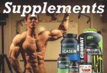 suplementos para crecimiento muscular