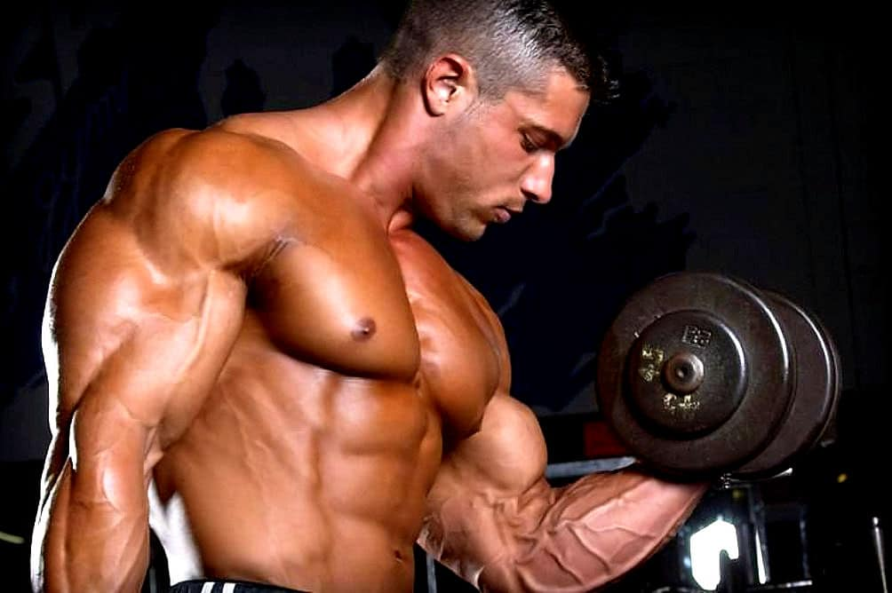 Los Mejores Momentos Del Día Para: construir músculo