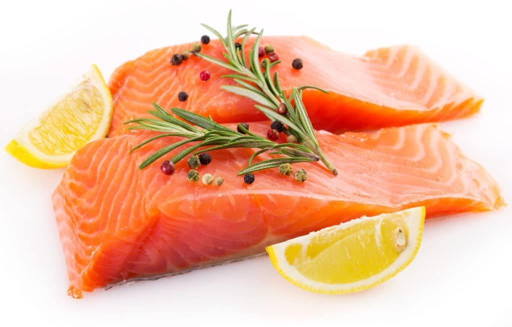 10 Leyes del físico culturismo: pescado