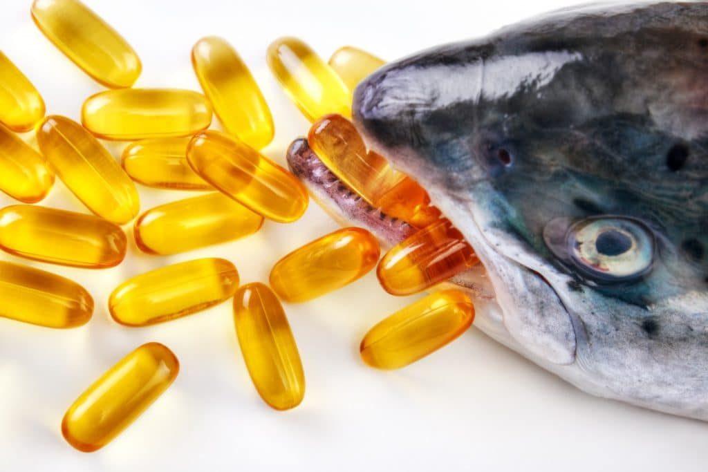 Como comer para tener un cuerpo impresionante: aceite de pescado