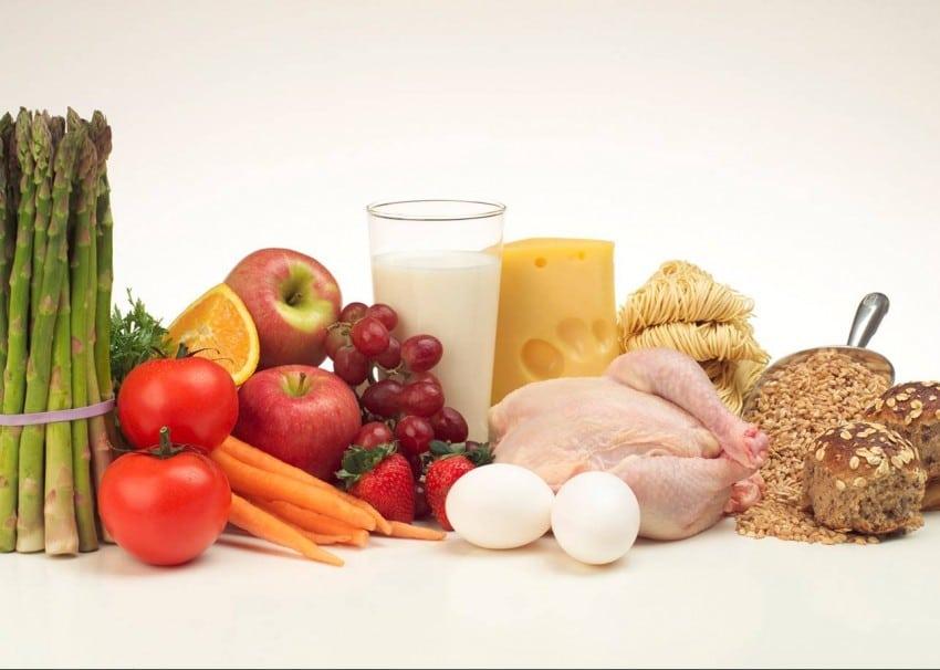 Como comer para tener un cuerpo impresionante: haz algo de matemática