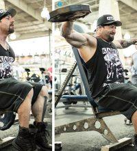 Las Placas del Dolor: Entrenamiento de hombros por Kris Gethin