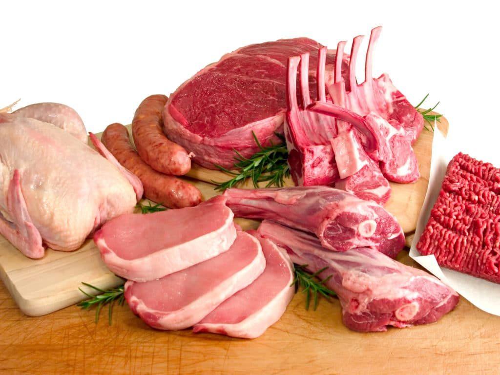 Como comer para tener un cuerpo impresionante: la materia prima