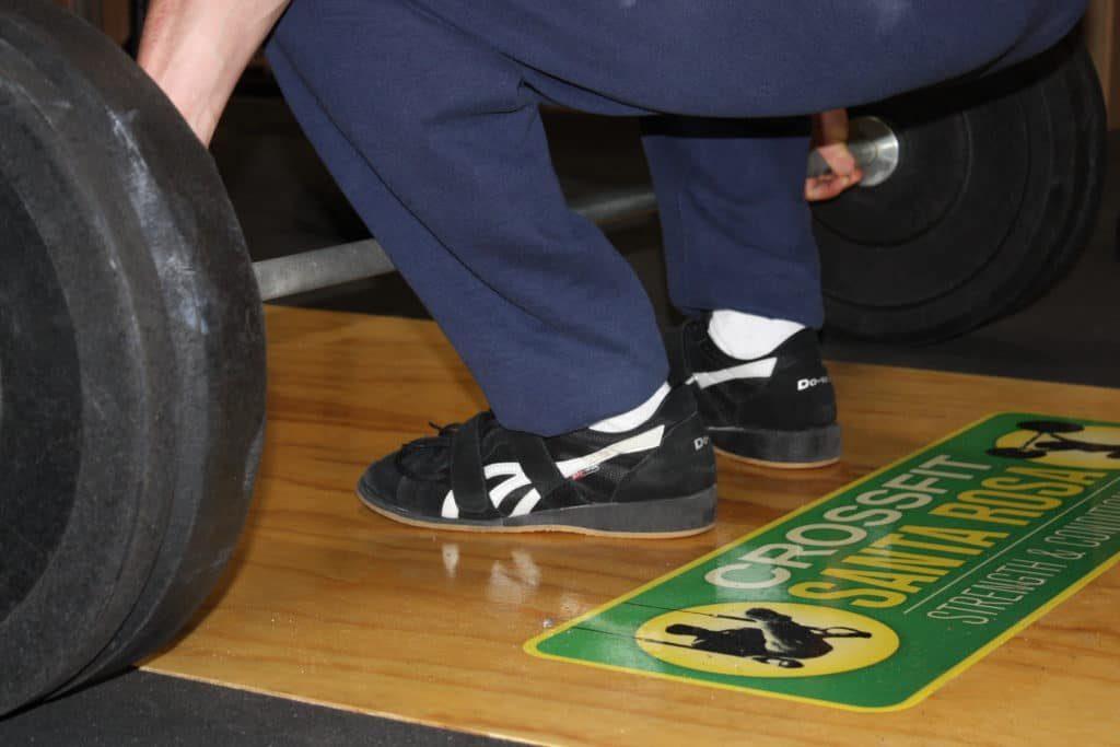Errores de Principiante - Levantamiento de Peso Muerto: Usa zapatos con suela delgada