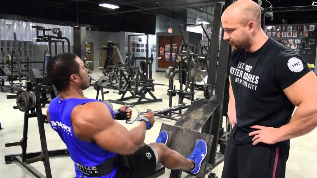 Sets Cannonball para aumentar tu musculatura: Kyle Cavnar