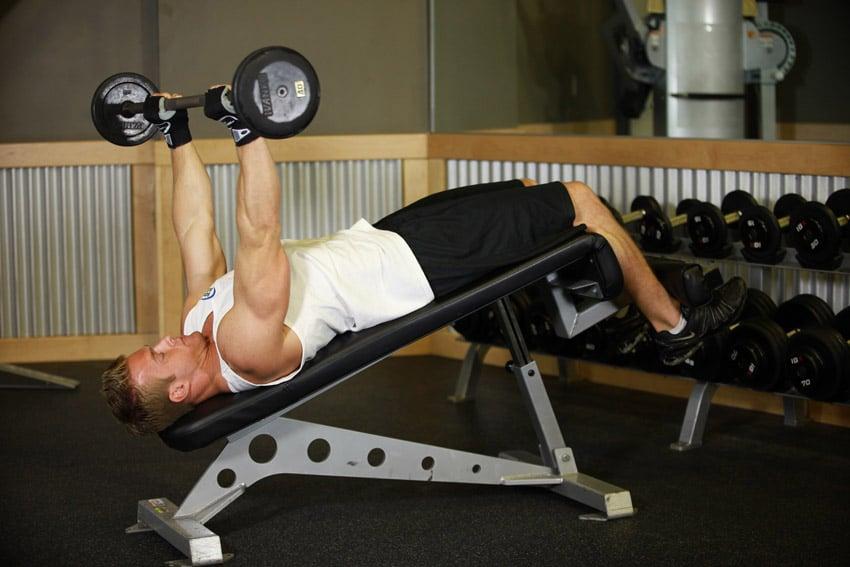 Como volverte más fuerte en 31 días: usa un rango de repetición bajo