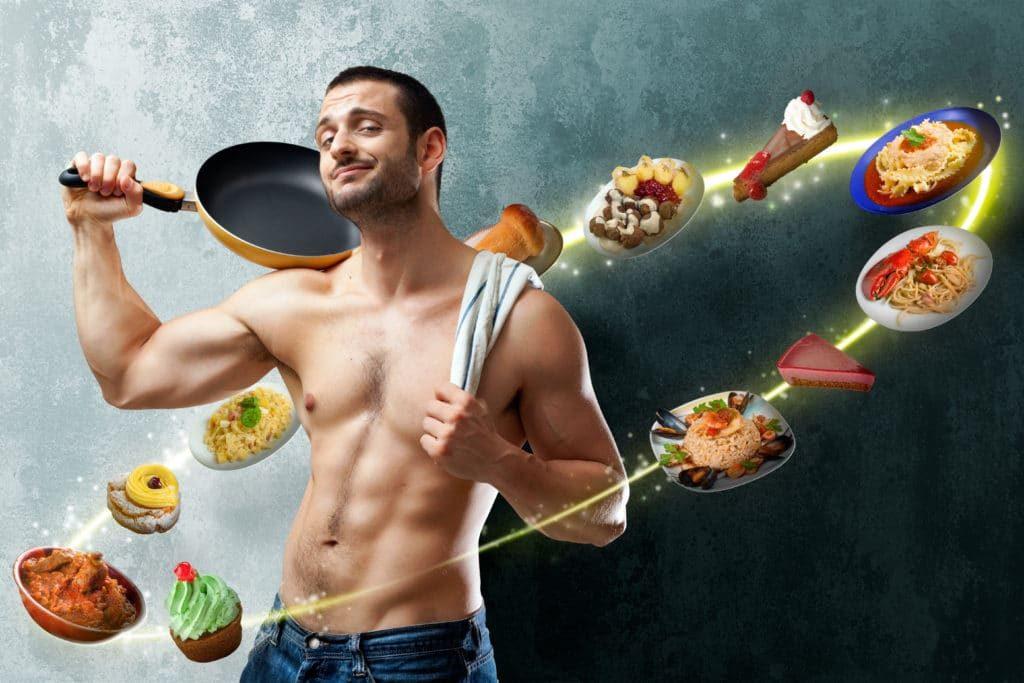 Como volverte más fuerte en 31 días: come mucho