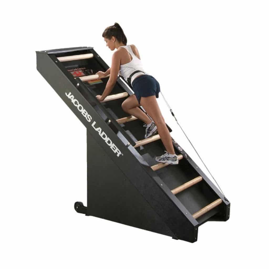 Las 10 Mejores Y Peores Máquinas de Cardio: Jacobb's Ladder