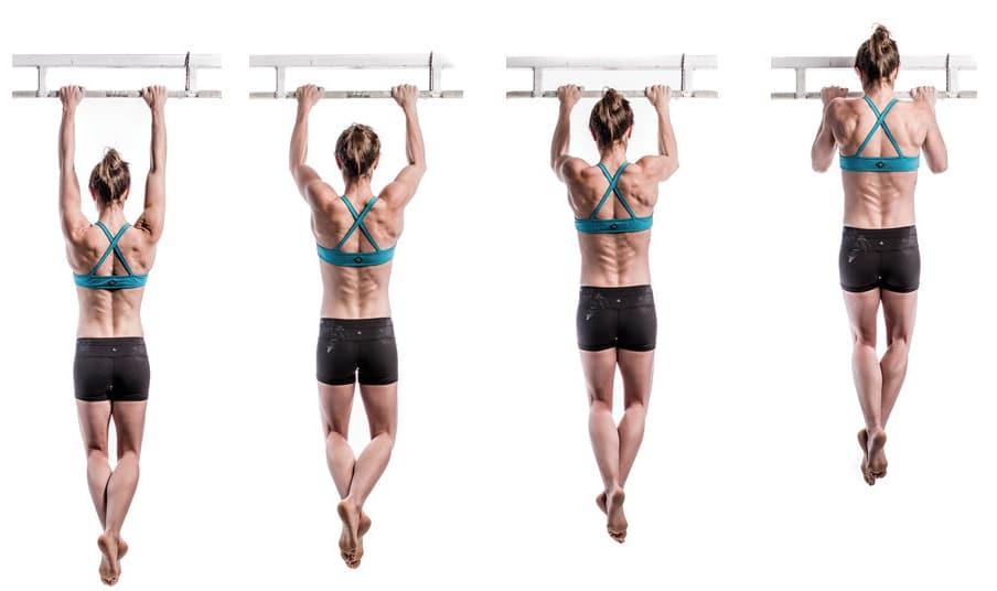 9 mejores movimientos compuestos para aumentar fuerza y tamaño: pullups